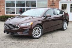 New 2019 Ford Fusion SE 150A P0H04 w/ Power MoonRoof, BLIS, FordPass Connect WiFi HotSpot, Lane Keeping System, Pre-Collision Assist & Sync3 BlueTooth System  FWD  1.5L I4 EcoBoost  Sedan for sale in Edinboro, PA