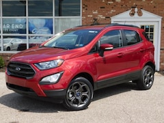 2018 Ford EcoSport SES Crossover MAJ6P1CL8JC174731