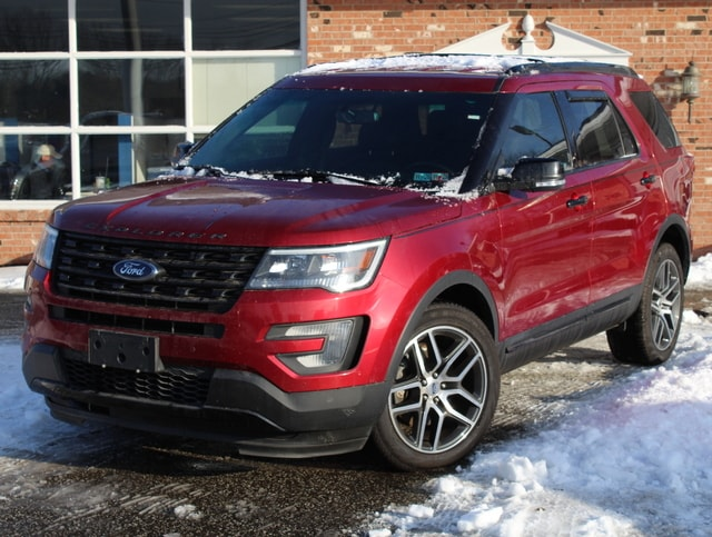 Featured used  2016 Ford Explorer Sport 400A w/ Navigation & 20