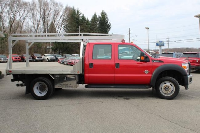 09a176e2ea ... Used 2015 Ford F-450 Chassis Cab Chassis Truck for Sale in Edinboro ...