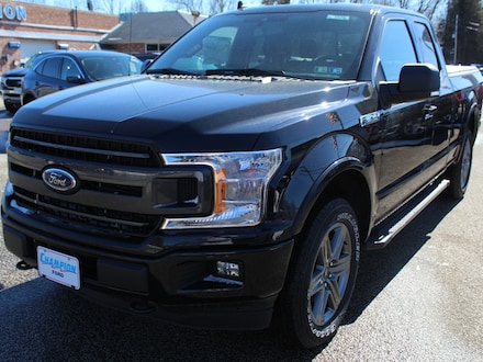 New 2020 Ford F150 XLT Luxury 302A Sport Pkg. SuperCab 4x4 Nav Hted Buckets 20in Whls FordPass Connect Sync3 Truck For sale in Edinboro, PA