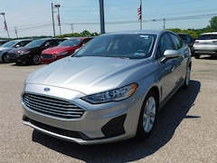 New 2020 Ford Fusion Hybrid SE 550A w/ Navigation & Ford Co-Pilot 360 A Sedan for sale in Edinboro, PA