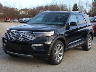 2020 Ford Explorer Platinum 600A with Navigation / Premium Technology SUV / Crossover