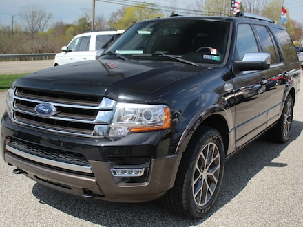 Featured used  2015 Ford Expedition   King Ranch 401A Pkg.  4x4 SUV  for sale in Edinboro, PA