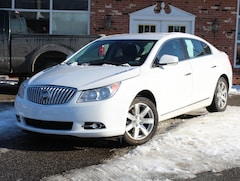 Used  2011 Buick Lacrosse CXL w/ Heated Leather Buckets and Comfort & Convenience Pkg. #2 FWD 3.6L V6 Sedan for sale in Edinboro, PA