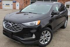New 2019 Ford Edge Titanium 300A w/ Cold Weather & Co-Pilot 360 Pkgs. SUV / Crossover for sale in Edinboro, PA