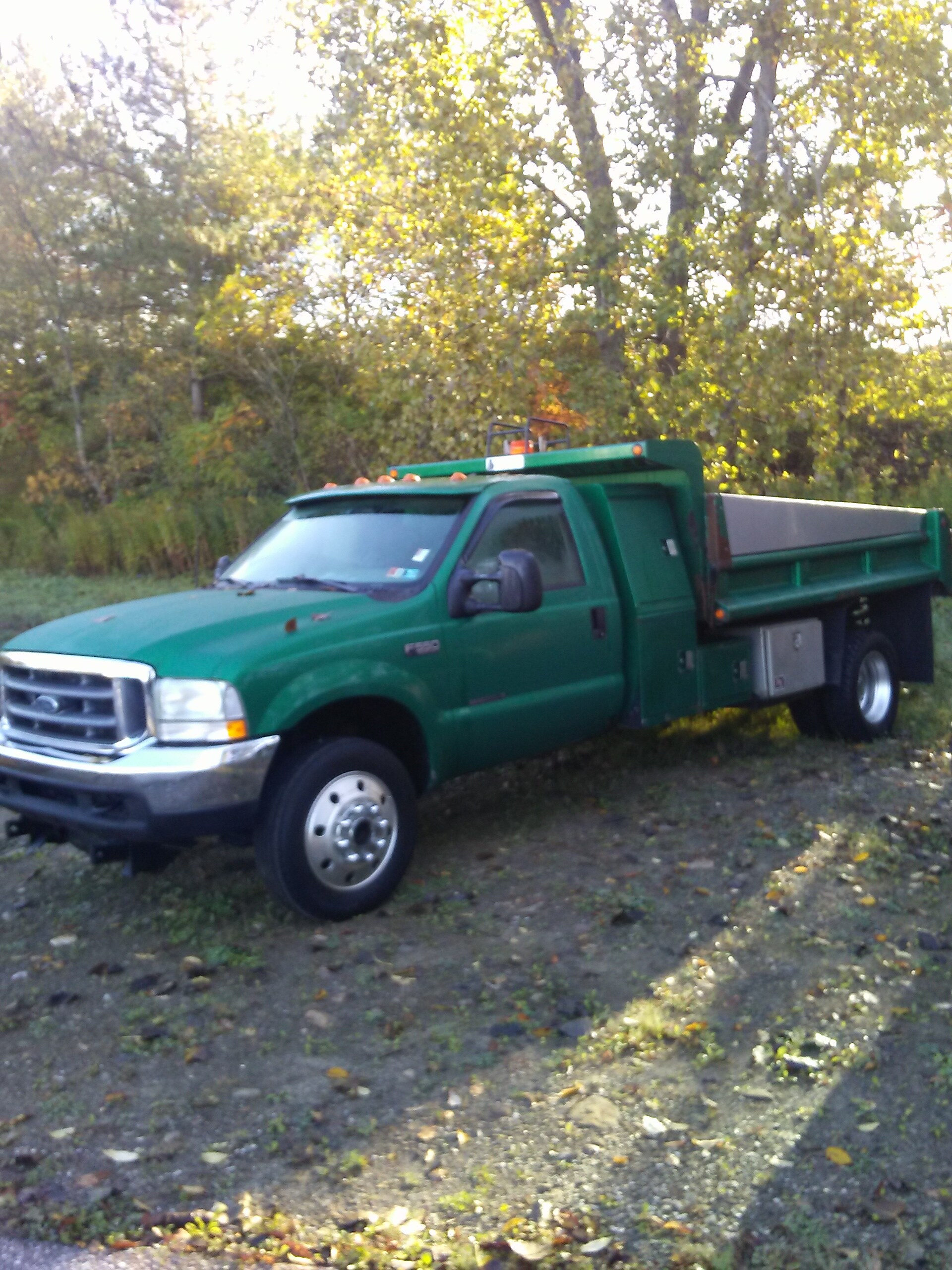 Featured used  2003 Ford F-550 Chassis Cab XL Regular Cab DRW 7.3L V8 Power Stroke Diesel Regular Cab Pickup for sale in Edinboro, PA