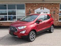 Used 2019 Ford EcoSport MAJ6S3KL1KC288325 for sale in Edinboro, PA