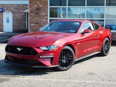 2019 Ford Mustang GT Premium Coupe 1FA6P8CF4K5122697
