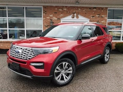 New 2020 Ford Explorer Platinum 600A w/  Premium Technology Pkg. 4x4 / 4WD / AWD 3.0L V6 EcoBoost  SUV / Crossover for sale in Edinboro, PA