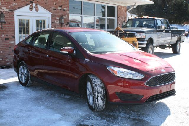 Used 2016 Ford Focus For Sale at Champion Ford Edinboro | VIN:  1FADP3F22GL371764