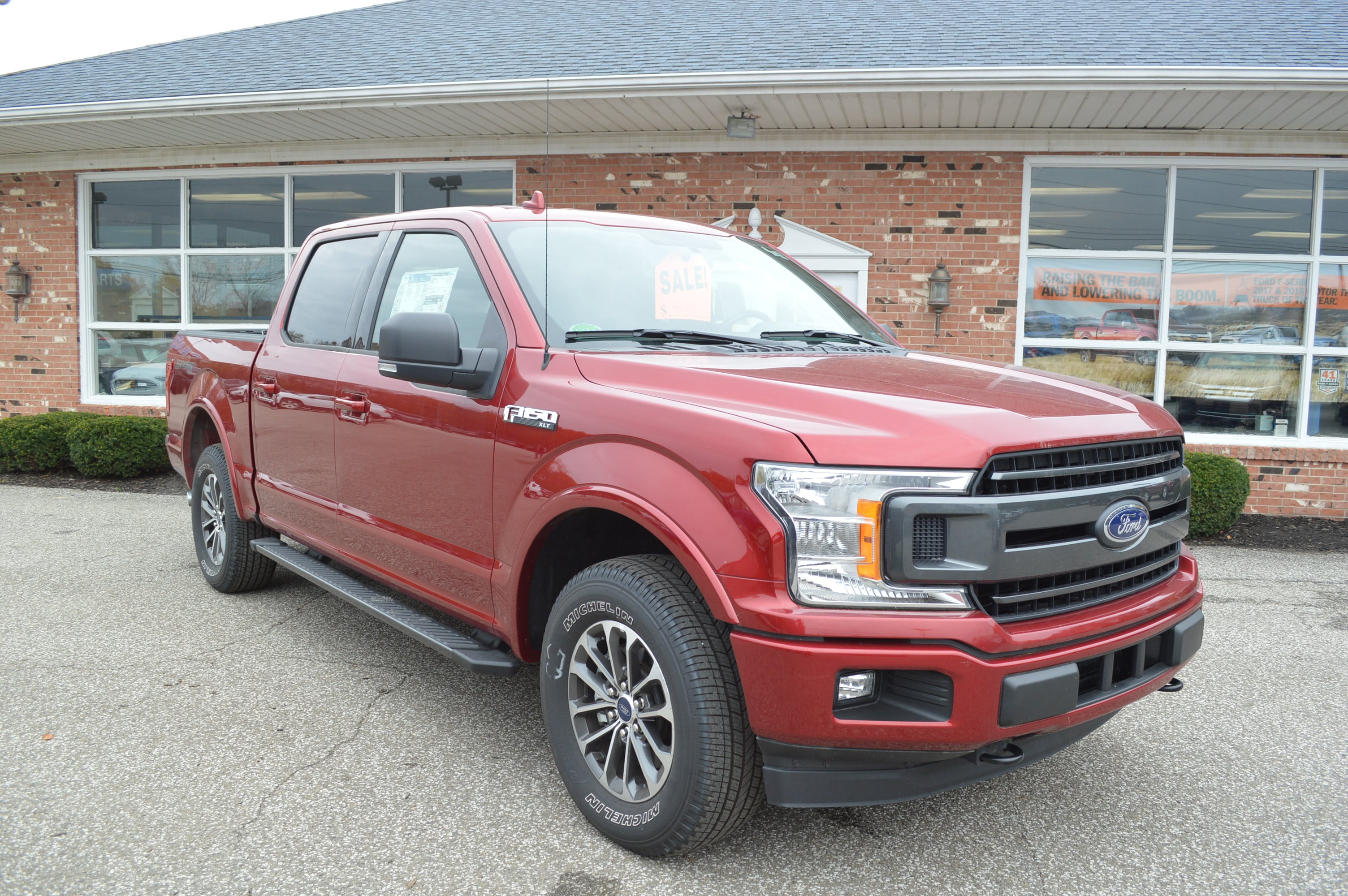 New 2018 Ford F-150 XLT Luxury 302A w/ XLT Sport Appearance Pkg. Super Truck  For sale in Edinboro, PA
