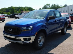 New 2019 Ford Ranger XL 101A with XL Chrome Appearance Pkg. Rearview Camera,  FordPass Connect WiFi Hotspot & Sync Bluetooth System   SuperCrew 4x4 / 4WD 2.3L EcoBoost Truck for sale in Edinboro, PA