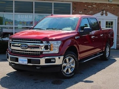 2018 Ford F-150 XLT Truck 1FTEW1EP4JFD67871