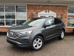 New 2020 Ford Edge SE 100A w/ Ford Co-Pilot 360, BLIS ( Blindspot Info System ), FordPass Connect WiFi HotSpot Modem, Lane Keeping System, Pre-Collision Assist w/ AEB & Sync3 BlueTooth System  AWD / 4x4 Twin-Scroll 2.0L EcoBoost SUV / Crossover for sale in Edinboro, PA