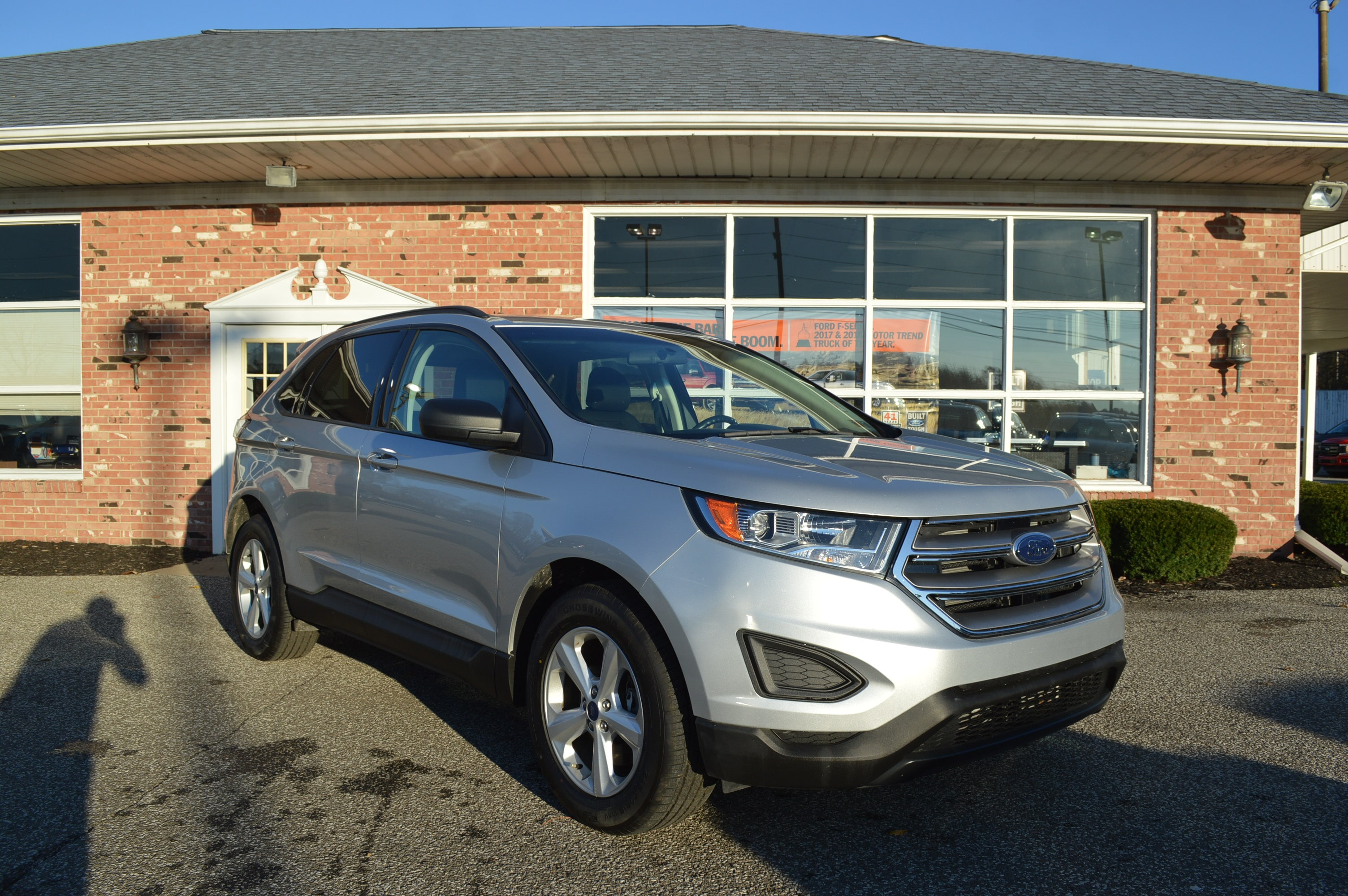 Featured used  2016 Ford Edge SE 100A AWD / 4WD / 4x4 / All Wheel Drive 2.0L I4 EcoBoost SUV / Crossover for sale in Edinboro, PA