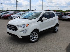 New 2019 Ford EcoSport SE 200A Pkg. w/ Power Moonroof, Heated Bucket Seat SUV / Crossover for sale in Edinboro, PA