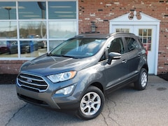 New 2020 Ford EcoSport SE 200A w/  Power Moonroof,  Heated Bucket Seats,  Ford Pass Connect 4G WiFi HotSpot & Sync3 BlueTooth System 4WD / 4x4 / AWD 2.0L I4   SUV / Crossover for sale in Edinboro, PA