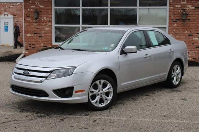 2012 Ford Fusion For Sale >> Used 2012 Ford Fusion For Sale At Champion Ford Edinboro Vin