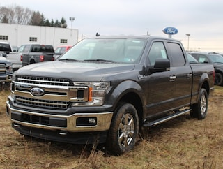 2019 Ford F-150 Lariat Luxury 502A w/ Navigation & Lariat Special Edition / Max Trailer Tow Pkgs. SuperCrew SWB 4x4 / 4WD 3.5L V6 EcoBoost  Truck