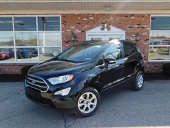 New 2020 Ford EcoSport SE 200A with SE Convenience Pkg.  Navigation,  Power Moonroof, Heated Bucket Seats, FordPass Connect WiFi HotSpot & Sync3 Bluetooth System FWD / Front Wheel Drive   1.0L I3  EcoBoost SUV / Crossover for sale in Edinboro, PA