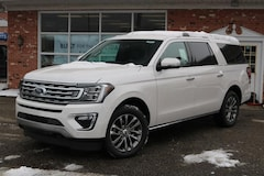 New 2018 Ford Expedition Max Limited 300A 8 Passenger w/ Navigation & 20