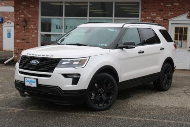 Ford Explorer Sport For Sale >> New 2019 Ford Explorer For Sale At Champion Ford Edinboro Vin