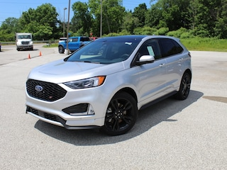 2019 Ford Edge ST 401A w/ Navigation, Panoramic Vista Roof, 21