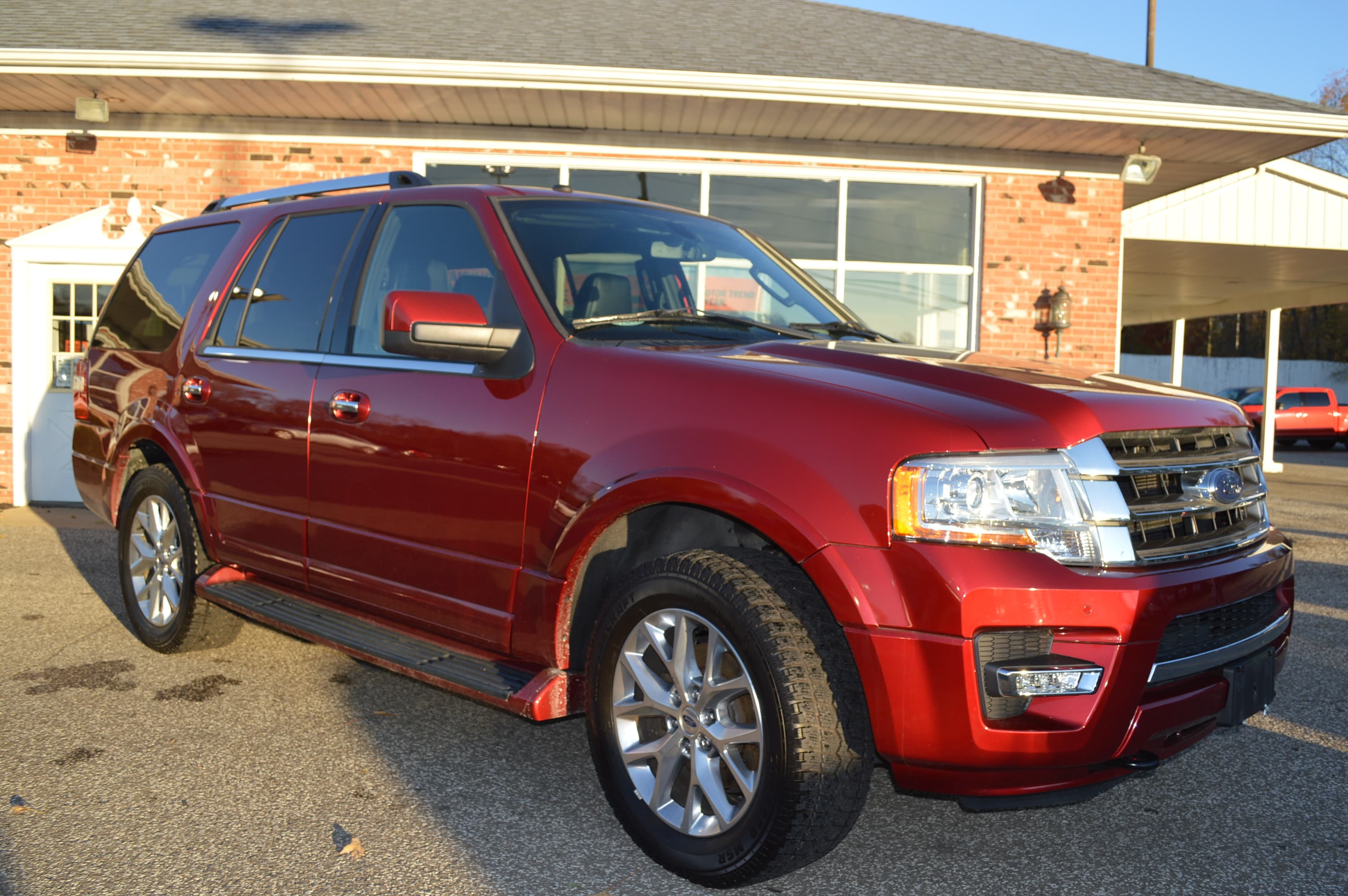 Featured used  2016 Ford Expedition Limited 300A  8 Passenger 4x4 / 4WD 3.5L V6 EcoBoost  SUV for sale in Edinboro, PA