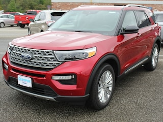 2021 Ford Explorer Limited 4x4 SUV / Crossover