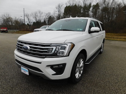 New 2020 Ford Expedition Max XLT Luxury 202A Pkg. w/ Voice Activated Navigation SUV For sale in Edinboro, PA
