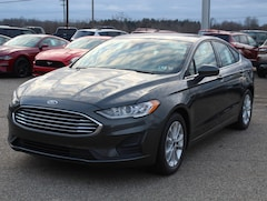 New 2019 Ford Fusion SE 150A P0H02 w/ Navigation, Ford Co-Pilot 360 Assist & Adaptive Cruise Control FWD / Front Wheel Drive 1.5L I4 EcoBoost  Sedan for sale in Edinboro, PA