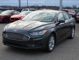 2019 Ford Fusion SE 150A P0H02 w/ Navigation, Ford Co-Pilot 360 Assist & Adaptive Cruise Control FWD / Front Wheel Drive 1.5L I4 EcoBoost  Sedan