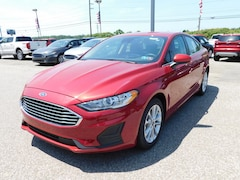 New 2020 Ford Fusion Hybrid SE 550A w/ Navigation & Ford CoPilot 360 FW Sedan for sale in Edinboro, PA