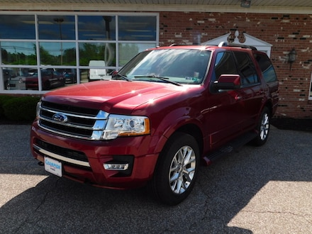 Featured used  2016 Ford Expedition Limited 300A w/ Navigation & Moonroof  8 Passenger 4x4 / 4WD  3.5L V6 EcoBoost SUV for sale in Edinboro, PA