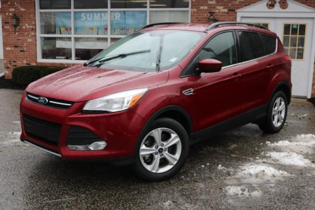 Used 2016 Ford Escape SE SUV for Sale in Edinboro