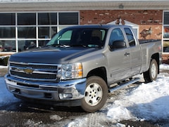 Used 2012 Chevrolet Silverado 1500 for sale in Edinboro, PA