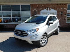 New 2020 Ford EcoSport SE 200A Pkg. w/ Power Moonroof, Heated Bucket Seats, FordPass Connect WiFi HotSpot & Sync3 Bluetooth System FWD / Front Wheel Drive   1.0L I3  EcoBoost SUV / Crossover for sale in Edinboro, PA