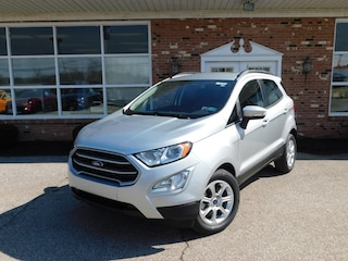2020 Ford EcoSport SE 200A Pkg. w/ Power Moonroof, Heated Bucket Seats, FordPass Connect WiFi HotSpot Modem & Sync3 BlueTooth System  FWD / Front Wheel Drive  1.0L I3 EcoBoost  SUV / Crossover