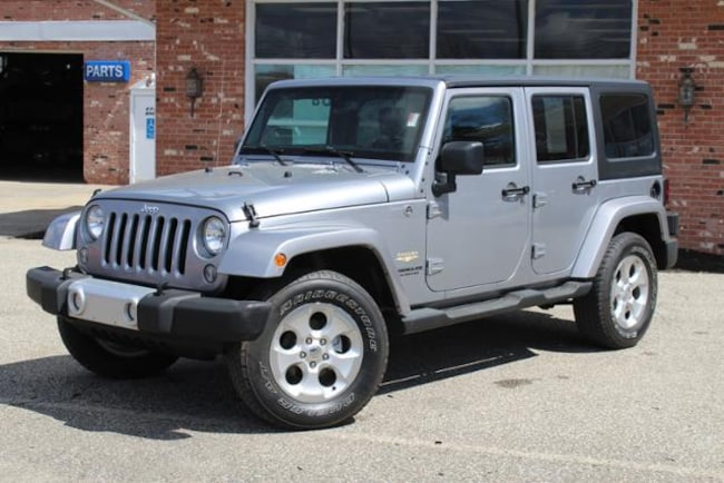 Used Jeep Wrangler Parts >> Used 2015 Jeep Wrangler Unlimited For Sale At Champion Ford Edinboro Vin 1c4hjweg3fl766885