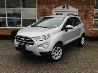 2020 Ford EcoSport SE 200A w/ Power Moon Roof,  Remote Start, Heated Bucket Seats,  FordPass Connect 4g WiFi HotSpot Modem & Sync3 BlueTooth System  4Wd / 4x4 / AWD  2.0L I4   SUV / Crossover