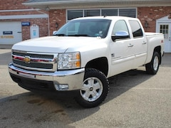 2012 Chevrolet Silverado 1500 LT Crew Cab Short Bed Truck in Edinboro, PA