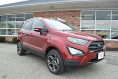 New 2018 Ford EcoSport SES 300A w/ Cold Weather Pkg. 4WD / 4x4 / AWD 2.0L SUV / Crossover for sale in Edinboro, PA