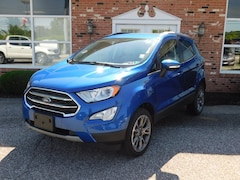 USed 2019 Ford EcoSport for sale in Edinboro, PA