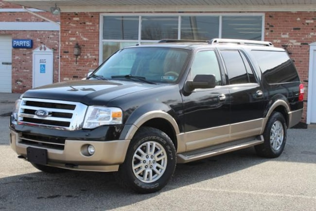 Used 2014 Ford Expedition EL XLT SUV for Sale in Edinboro