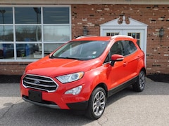 Used 2019 Ford EcoSport MAJ6S3KL7KC295960 for sale in Edinboro, PA