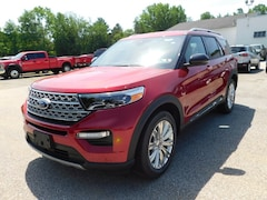 New 2020 Ford Explorer Limited 300A w/ Navigation &  20