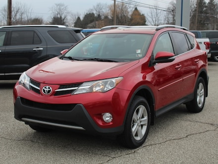 Featured used  2013 Toyota RAV4 XLE w/ Power Moon Roof,  Fog Lamps,  17