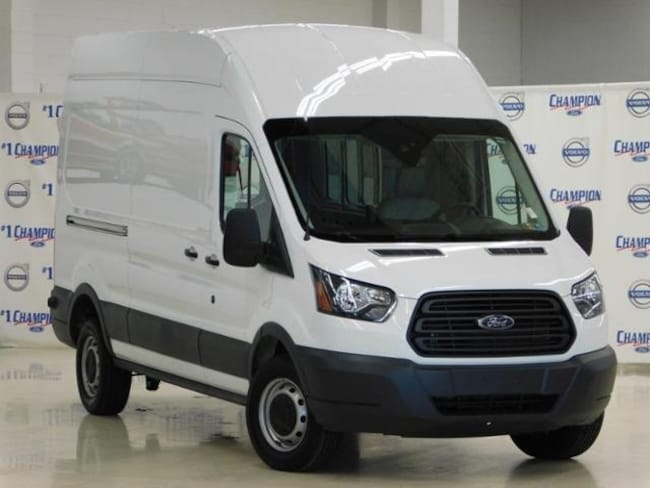 2018 Ford Transit-250 w/Sliding Pass-Side Cargo Door Van