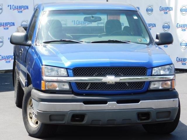 2003 Chevrolet Silverado 1500 LS Truck